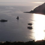 Silhouetted Sifnos