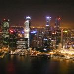 Illuminated Singapore
