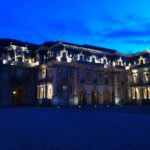 Illuminated Palace of Versailles